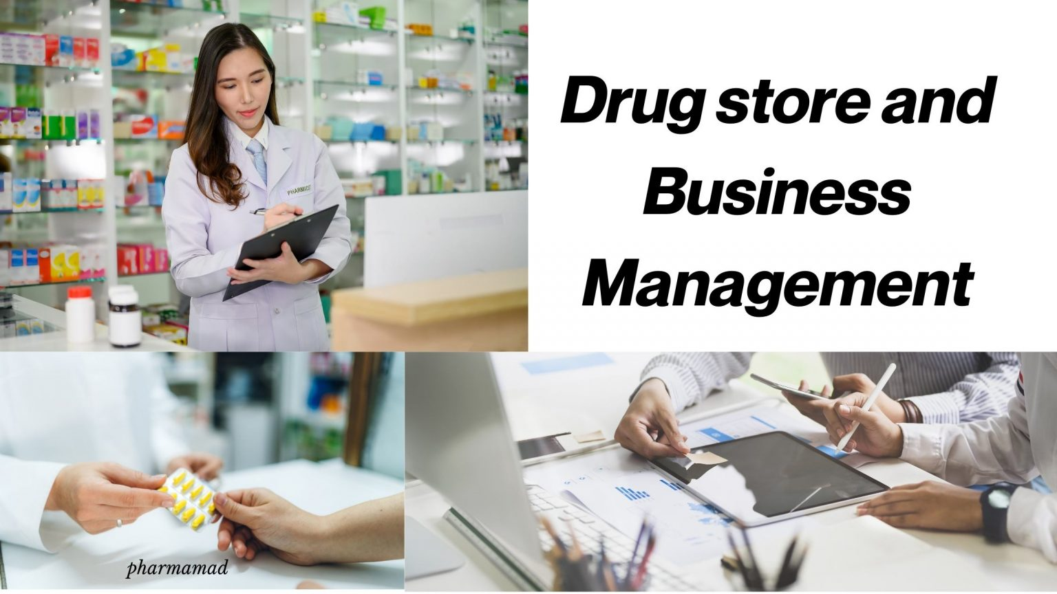 Drug Store and Business Management Notes